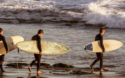 Take off: ha llegado el momento de surfear tu propia ola